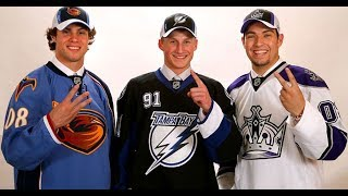 Redrafting the 2008 NHL Entry Draft