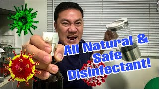 How To Make Hypochlorous Acid Disinfectant At Home MP3
