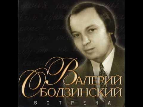 Валерий ОБОДЗИНСКИЙ - Подожди