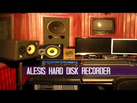 One Pop Music: Recording Studio - Kingston Jamaica  Feb 2013.