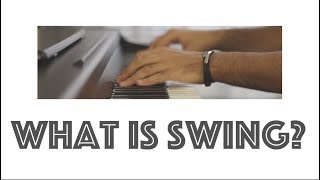 What is Swing? Swing Explained in 2 Minutes (Music Theory)