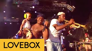 Rudimental - Feel The Love | Lovebox 2013 | Festivo
