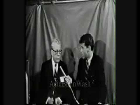 Politics: Party Difference - Civil Rights Act Author, Senator Everett Dirksen