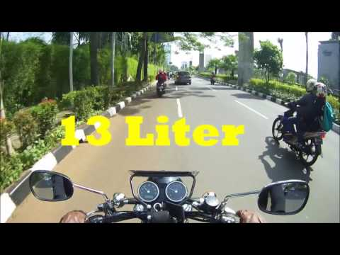 MotoVlogIndonesia | TEST RIDE KAWASAKI ESTRELLA 250 | MOTOR CLASSIC PABRIKAN | #VLOG12