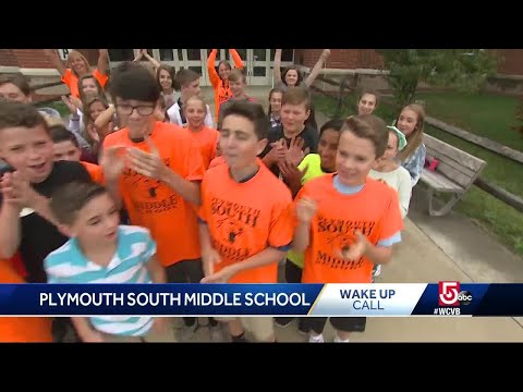 Wake Up Call from Plymouth South Middle School