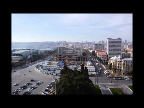 Baku - Azerbaijan. HD Travel.
