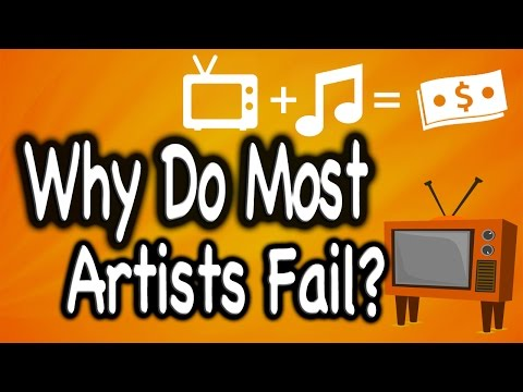 Why Do Most Artists Fail?
