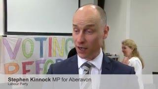 Stephen Kinnock MP (Labour) - PR Alliance - Interview