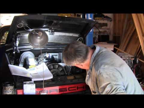 Porsche 911 Oil Change with Dr DIY