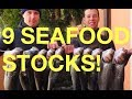 SEAFOOD AQUACULTURE INVESTING - 9 STOCKS
