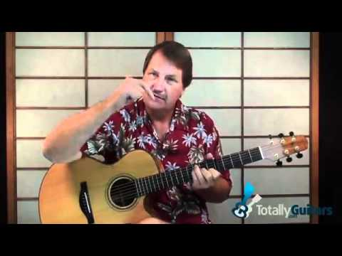 Delicate Guitar Lesson Preview - Damien Rice - YouTube