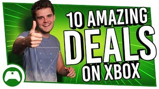 10 Amazing Microsoft Deals You'd Be Mad To Miss On Xbox One