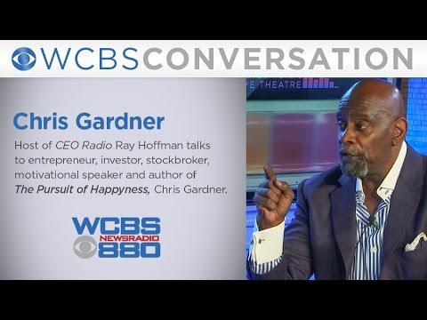 WCBS Conversation With Chris Gardner