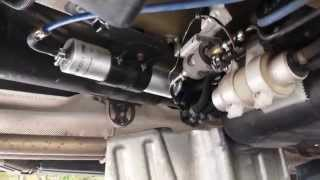 X5 3.0d (E53) Fuel Filter Replacement
