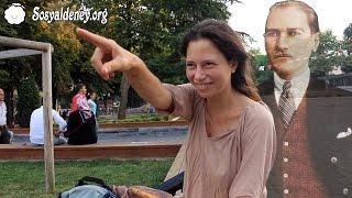 Sosyal Deney - Turistler Atatürk'ü Kime Benzetti?