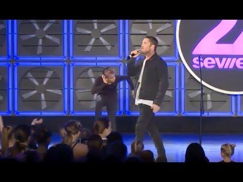 Blake Mcgrath - Love Myself (Live at 24seven Provo closing show feat Jonathan Wade)