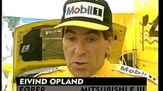 CANAL+ OKTAN Rallycross EM 1997 Tjeckien