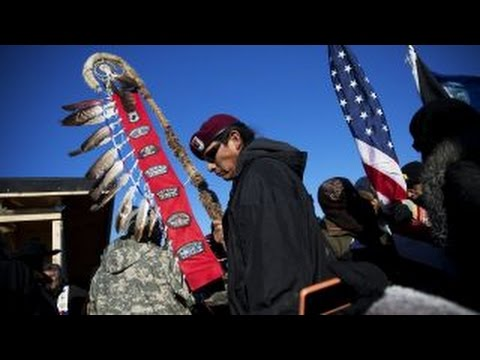 Billy Mills supports decision to block Dakota oil pipeline