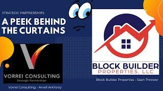 A Peek Behind The Curtains - Block Builder Properties with Sean Thrower