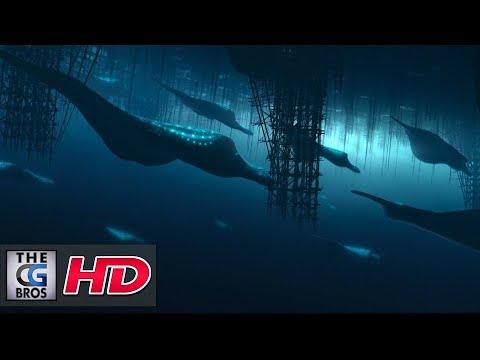 """CGI & VFX Short Film:  """"Yemanja""""  - by ArtFX"""