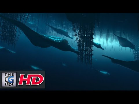 CGI & VFX Short Film: Yemanja - by ArtFX