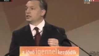 Orbán Viktor a TANDÍJRÓL