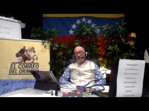 Programa de radio ¿Qué coño está pasando en Venezuela? 12Abr18