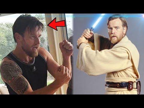 Se Prepara Ewan McGregor Para la Película de Obi Wan? - Star Wars