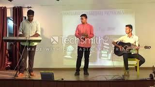 Aadat || Atif Aslam || Unplugged by Aditya Raj ||  Teacher's Day Performance||