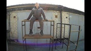 видео 30 идей креативных и удобных стелажей и полок