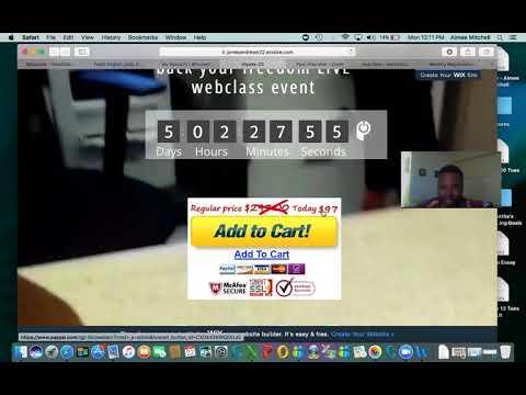 fiverr Arbitrage Live web class 5 days left