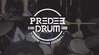 จี๊จ๊ะ - Silly Fools (Electric Drum Cover) | PredeeDrum