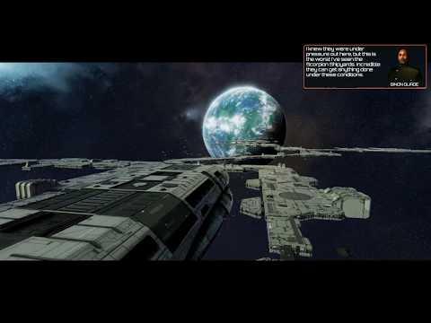 Battlestar Galactica Deadlock: Battle at Caprica Shipyards