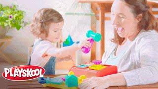 "Playskool - ""Pretend 'n Go Kitchen & Pretend 'n Go Workshop"" Toy Demo"