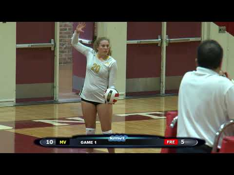 Mountain View Spartans vs Fremont Firebirds - Volleyball, September 28, 2017