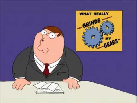 Image result for what grinds my gears