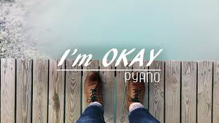 """FREE """"I'm Okay"""" Type Beat Piano Only - Pop Ballad - Rap R&B Hiphop Trap Instrumental Backing Track"""
