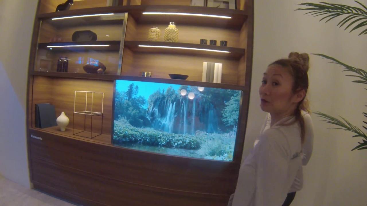 La cocina inteligente de Panasonic - YouTube