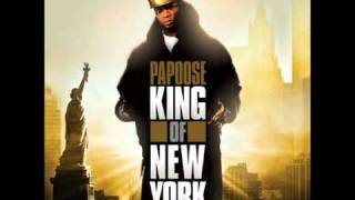 Papoose - Solid As A Rock -- King Of New York
