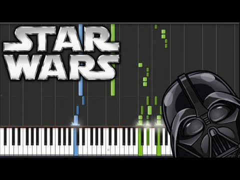 Star Wars - John Williams - The Imperial March | Piano Tutorial