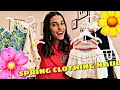 SPRING CLOTHING HAUL || BABY & TODDLER CLOTHES || CLEARANCE SHOPPING