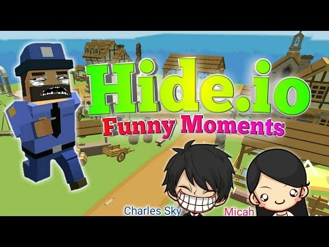 Hide.io - Funny Moments With Micah G.