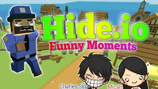 Hide.io - Funny Moments with Micah G. screenshot 3