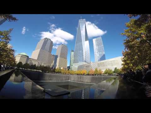 New York City Landmarks 4K Video