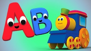 bob train de l'aventure de l'alphabet | enfants Chanson | Bob Train | Bob Train Alphabet Adventure