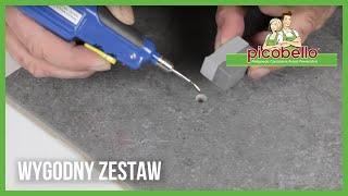 Zestaw Naprawczy, CERAMIX do naprawy uszkodzeń na ceramice, kamieniu i płytkach