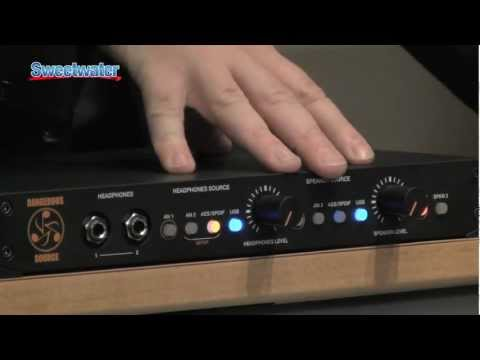 Dangerous Music Source Monitoring System Overview - Sweetwater