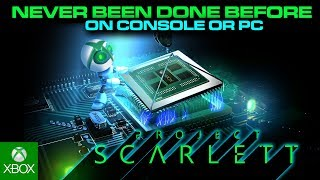 Impossible Xbox Project Scarlett Leaked Specs | Not Possible On PC or PS5