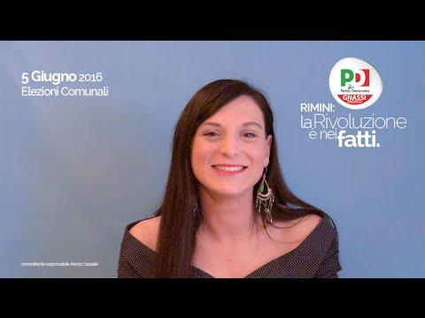 Rimini, la Rivoluzione è nei fatti: con Milena, Erika, Giovanni, Barbara e Francesca