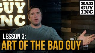 There is no story unless there's a Bad Guy (Lesson 3: Art of the Bad Guy)